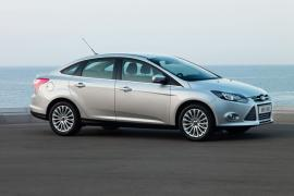 Аренда Ford Focus New в Уфе